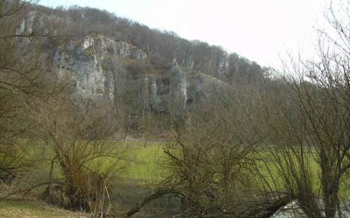 Märzenbecherblüte-Lautertal-Wolfstal-Wandertour