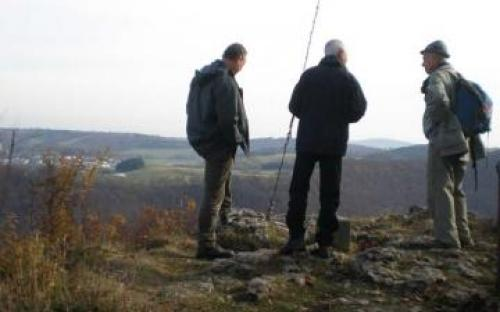 Nebelhöhle-Schloss Lichtenstein-Wandertour: Albwandern