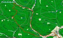 Bebenhausen-Königliche Jagdhütte-Wanderung