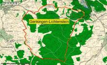 Genkingen-Lichtenstein Wanderung
