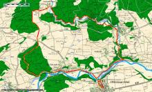 Lauter-Donautal-Wanderung