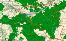Ratshausen-Rappenstein-Wanderung
