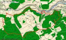 Offenhausen - Sternberg - Wandertour