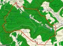 Thanheim - Irrenberg-Wanderung